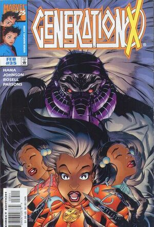Generation X Vol 1 35