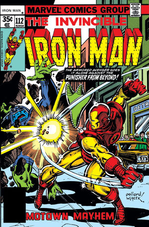 Iron Man Vol 1 112
