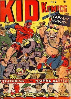Kid Komics Vol 1 2