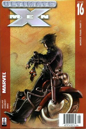 Ultimate X-Men Vol 1 16