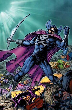 Chaos War Dead Avengers Vol 1 2 Textless