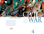 Civil War Vol 1 4 Wraparound