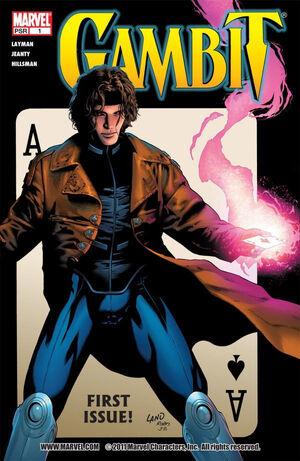 Gambit Vol 4 1