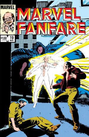 Marvel Fanfare Vol 1 19