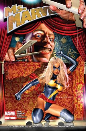 Ms. Marvel Vol 2 20