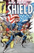 Nick Fury, Agent of S.H.I.E.L.D. Vol 2 1