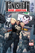 Punisher War Journal Vol 2 5