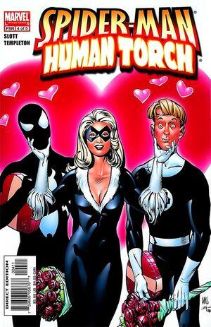 Spider-Man Human Torch Vol 1 4