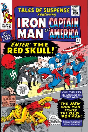 Tales of Suspense Vol 1 65