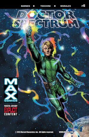 Doctor Spectrum Vol 1 6