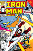 Iron Man Annual Vol 1 8