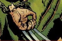 James Howlett (Earth-11080) from Marvel Universe Vs. The Punisher Vol 1 2 0001