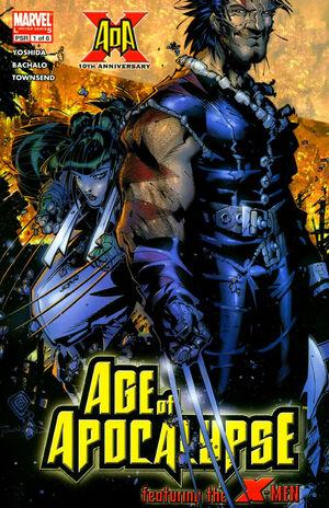 X-Men Age of Apocalypse Vol 1 1