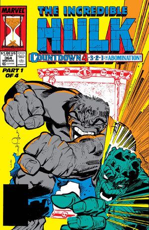 Incredible Hulk Vol 1 364