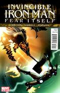 Invincible Iron Man Vol 1 505