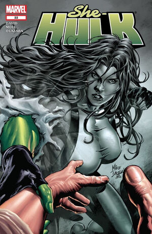 She-Hulk (Vol 2) The Sensational # 50 Near Mint (NM) Marvel Comics MODERN AGE