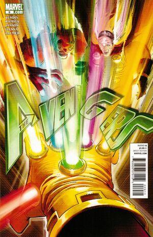 Avengers Vol 4 9