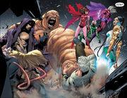 Brotherhood of Mutants (Earth-616) Magneto Not a Hero Vol 1 3