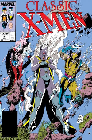 Classic X-Men Vol 1 32