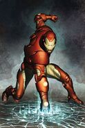 Iron Man Vol 3 76 Textless