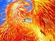 Phoenix Force (Earth-616) from X-Men Phoenix Warsong Vol 1 4 0001