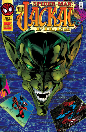 Spider-Man The Jackal Files Vol 1 1