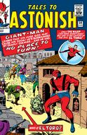 Tales to Astonish Vol 1 54
