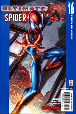 Ultimate Spider-Man Vol 1 16