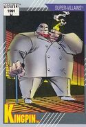 Wilson Fisk (Earth-616) from Marvel Universe Cards Series II 0001