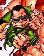 Harvey Elder (Earth-11911) from Super Hero Squad Hero Up! Vol 1 1