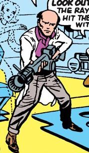 Karl Kort (Earth-616) from Fantastic Four Vol 1 12 0001