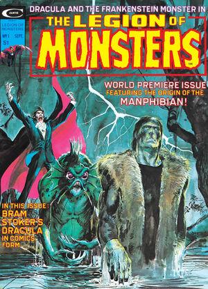 Legion of Monsters Vol 1 1
