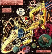 Worldship (Taa II) from Super-Villain Classics Vol 1 1 0001