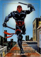 Dwayne Taylor (Earth-616) from Marvel Masterpieces Trading Cards 1992 0001