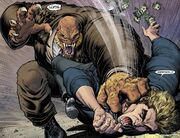 Sabretooth take on Jimmy
