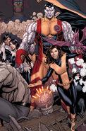 X-Men Schism Vol 1 3 Cho Variant Textless