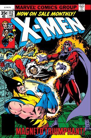 X-Men Vol 1 112