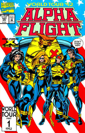 Alpha Flight Vol 1 107