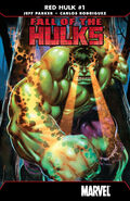 Fall of the Hulks Red Hulk Vol 1 1