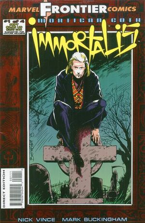 Mortigan Goth Immortalis Vol 1 1