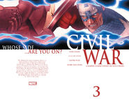 Civil War Vol 1 3 Wraparound