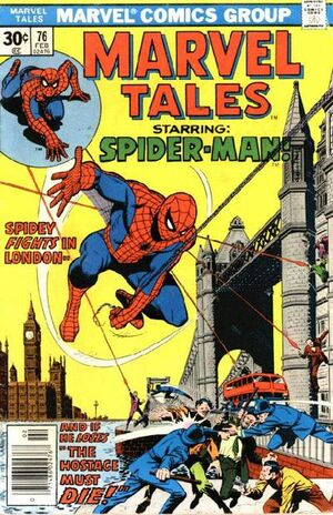 Marvel Tales Vol 2 76