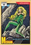 Meggan Puceanu (Earth-616) from Marvel Universe Cards Series II 0001