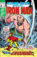 Iron Man Annual Vol 1 2