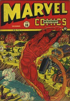 Marvel Mystery Comics Vol 1 38