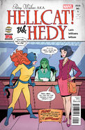 Patsy Walker, A.K.A. Hellcat! Vol 1 5