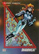 Katherine Pryde (Earth-616) from Marvel Universe Cards Series III 0001