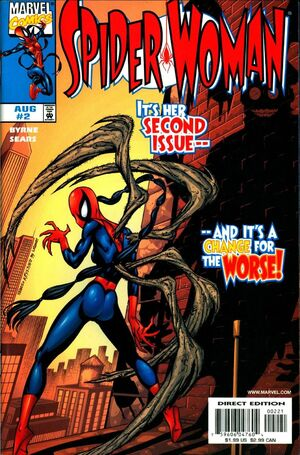 Spider-Woman Vol 3 2