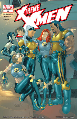 X-Treme X-Men Vol 1 19