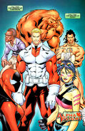 Alpha Flight (Earth-616) from Alpha Flight Vol 3 1 001